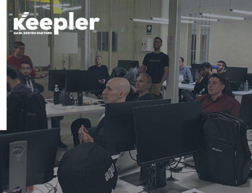 Nota de Prensa: Keepler Data Tech logra la competencia Data & Analytics de AWS
