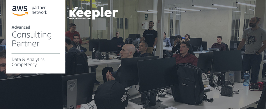Keepler obtiene la Data & Analytics competency