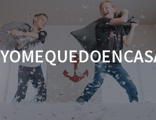 Te ayudamos a llevar mejor el #YoMeQuedoEnCasa con los más pequeños