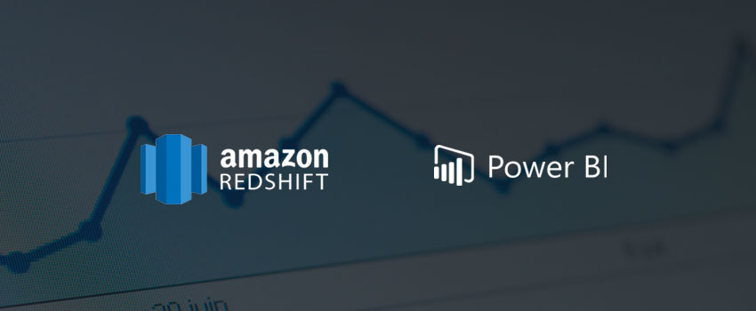 powerBI-redshift