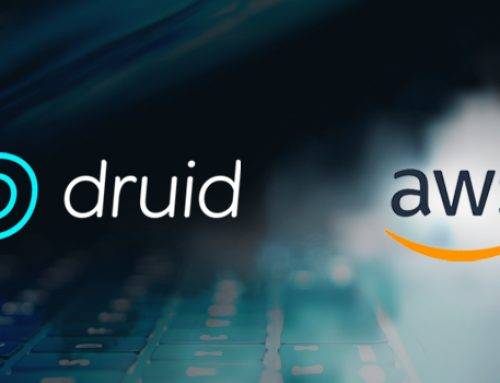 Apache Druid Serverless en la nube pública con AWS