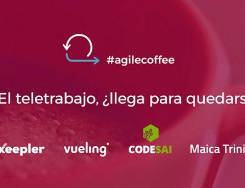 #AGILECOFFEE #3: El teletrabajo, ¿llega para quedarse?