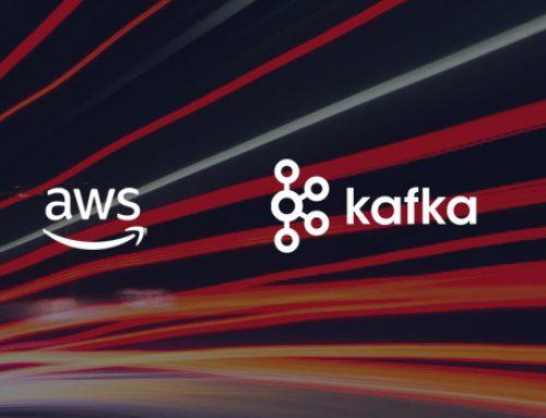 Apache Kafka gestionado en AWS