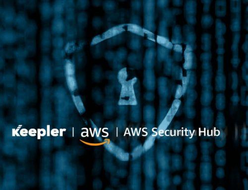 Keepler Data Tech is highlighted as a specialist consultant in AWS Security Hub